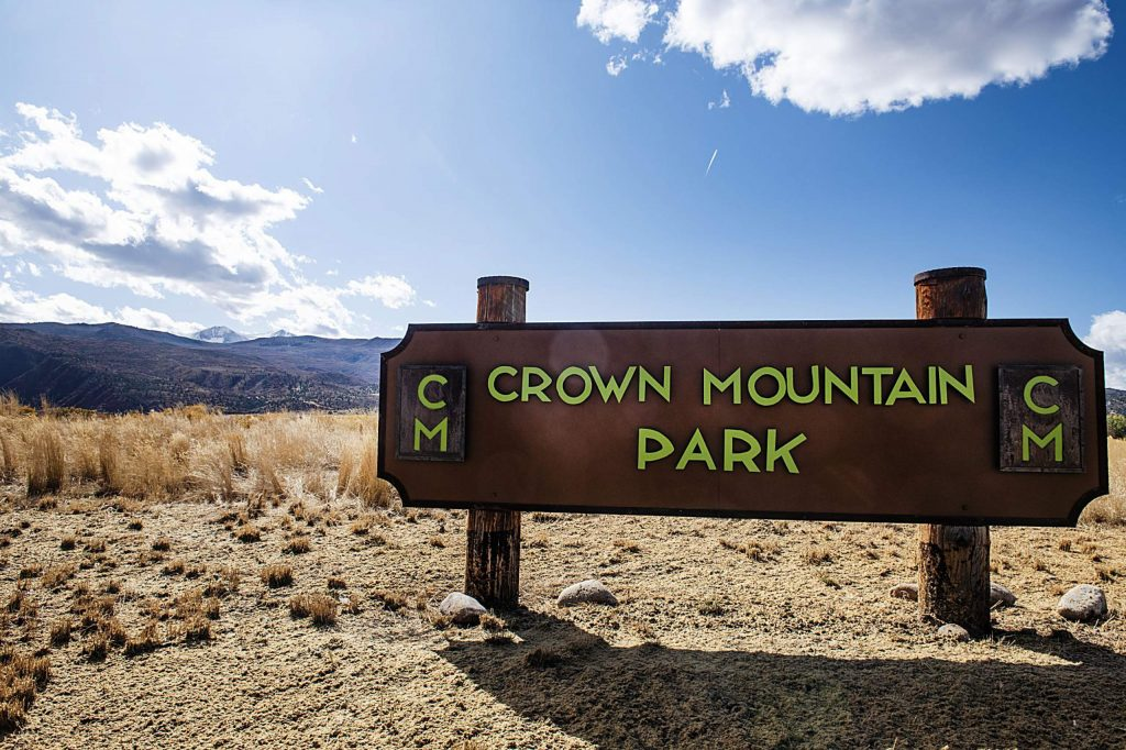 Crown Mountain Park is a popular destination in El Jebel. Voters narrowly approved a property tax hike last May for the stated reasons of maintaining, operating and improving the outdoor infrastructure.