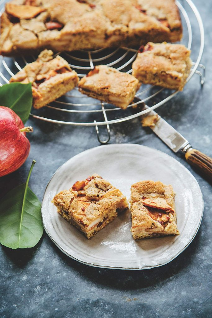 Kitchen Toke Medicated Apple Bars.