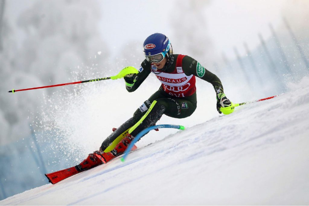 Mikaela Shiffrin will be racing this weekend in Killington, Vermont, a site where her deceased grandmother watched her race early in her career.