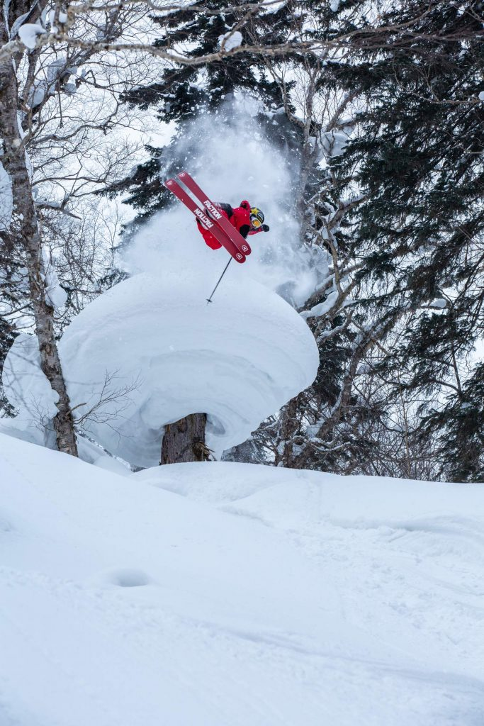 Pro skier Alex Ferreira and Vital Films came together to create a short film on last winter's trip to Japan that will debut as part of the World of X Games series on ABC.