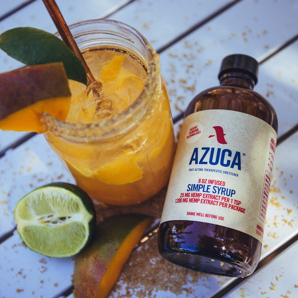 Azuca Simple Syrup