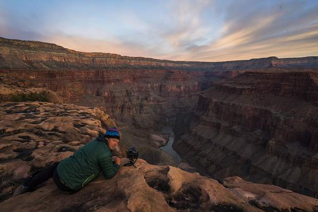 Basalt's Pete McBride remains on grand mission for the Grand Canyon
