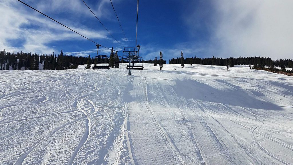 Aspen Skiing Co. announced Wednesday that Snowmass resort's Big Burn lift, seen here on opening day in 2018, will open Thursday for the Thanksgiving crowds as well as other terrain at Snowmass and Aspen Mountain.