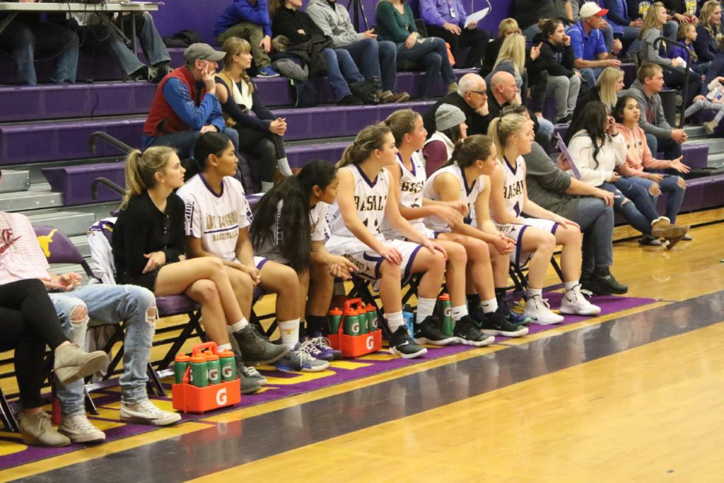 The Basalt High School girls basketball team returns a deep senior class for the 2019-20 season.