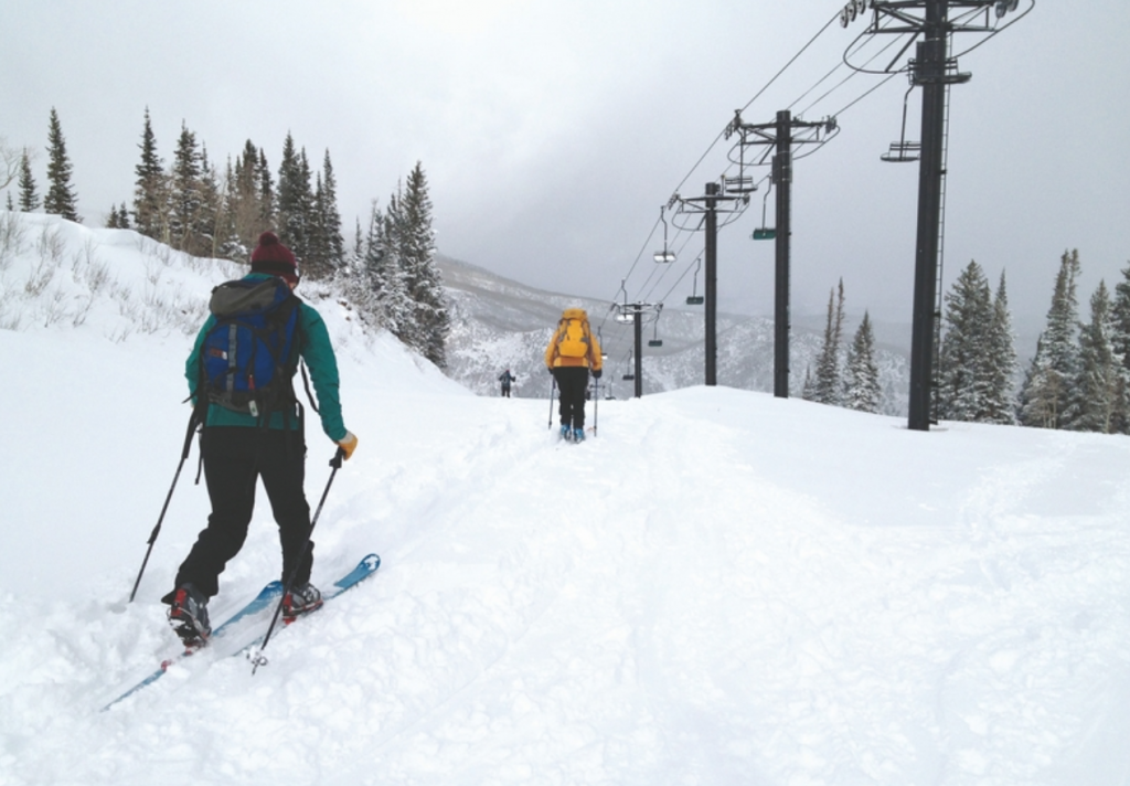 Ahead of the curve: Sunlight not only Colorado ski area charging for uphill access