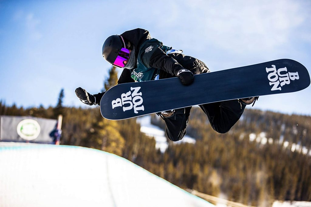 Athletes get a few practice runs in at Copper Mountain on Tuesday, Dec. 10, before the Copper Grand Prix snowboarding halfpipe qualifiers on Thursday.
