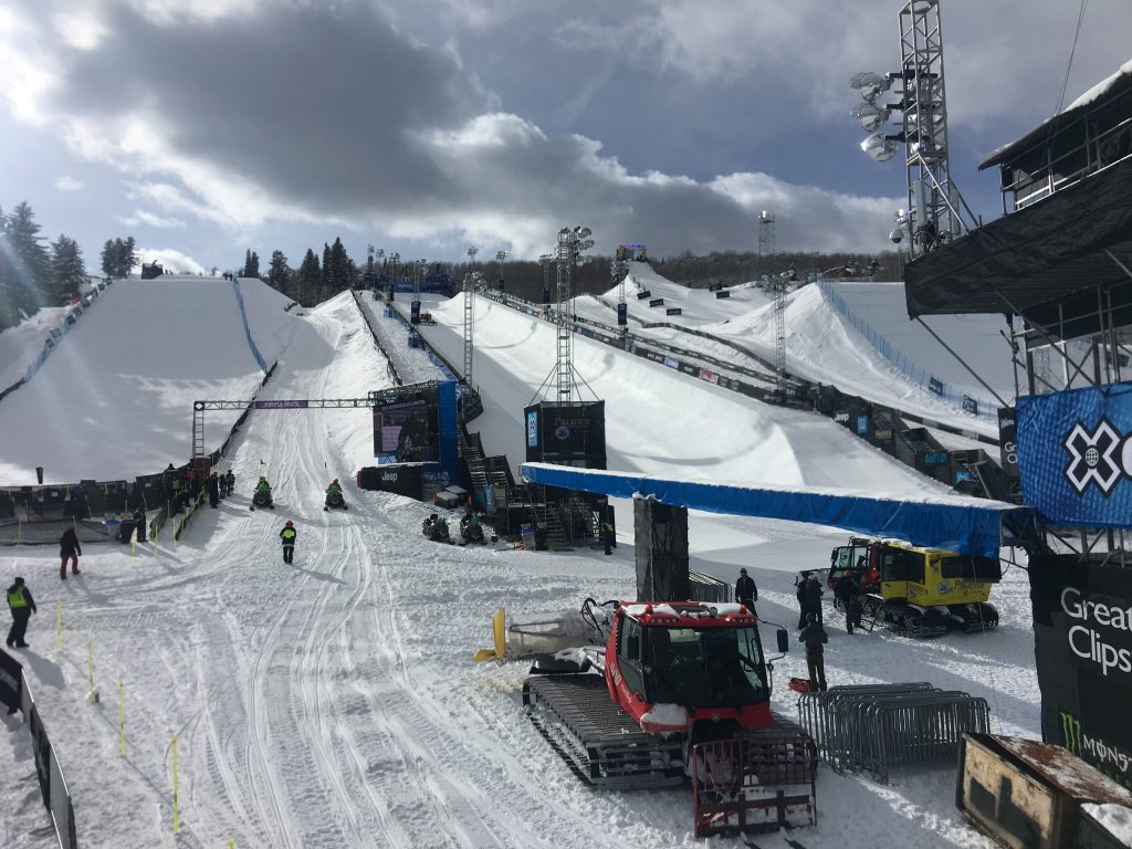 Winter X Games 2020.Drone Likely For X Games Aspen 2020 At Buttermilk Ski Area