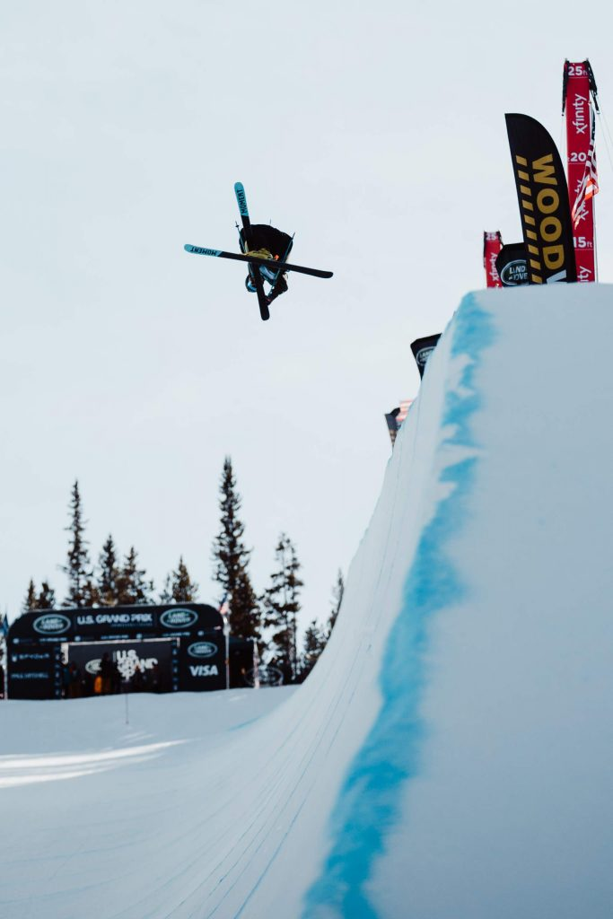 Freeski qualifying on Wednesday, Dec. 11, 2019, at the Land Rover U.S. Grand Prix at Copper Mountain.