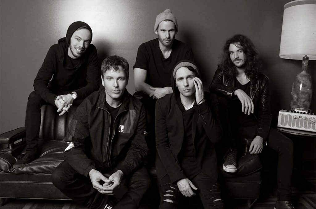 Third Eye Blind announced it wouldn't make any more full-length albums, until inspiration struck for what became the new
