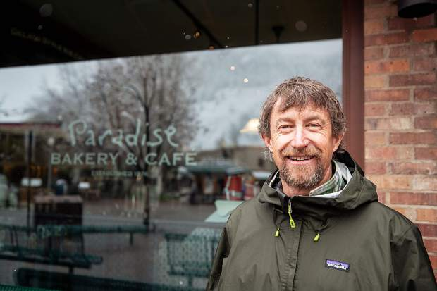 Mark Patterson is the owner of Paradise Bakery.