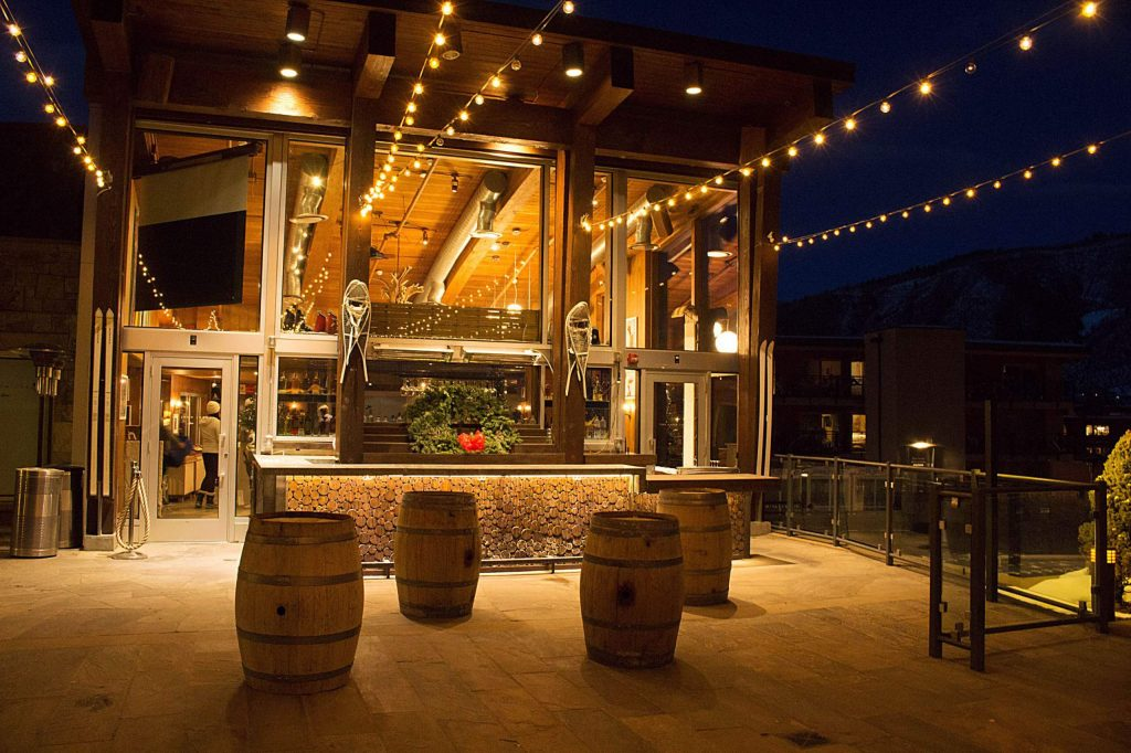 The Snow Lodge at the base of Aspen Mountain opens its doors as Aspen's newest apres spot on Thursday, Dec. 26.