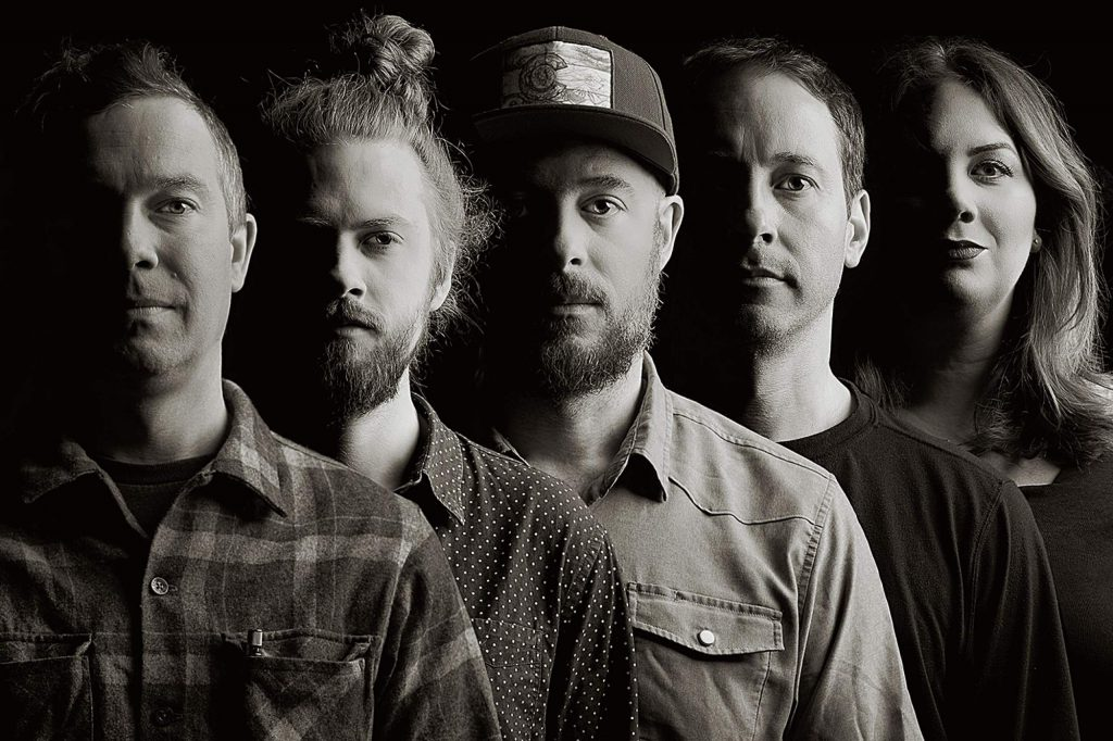 Yonder Mountain String Band will headline the Wheeler Opera House on New Year's Eve.