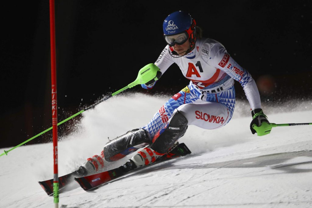 Lacking confidence, Mikaela Shiffrin beaten in her second ...