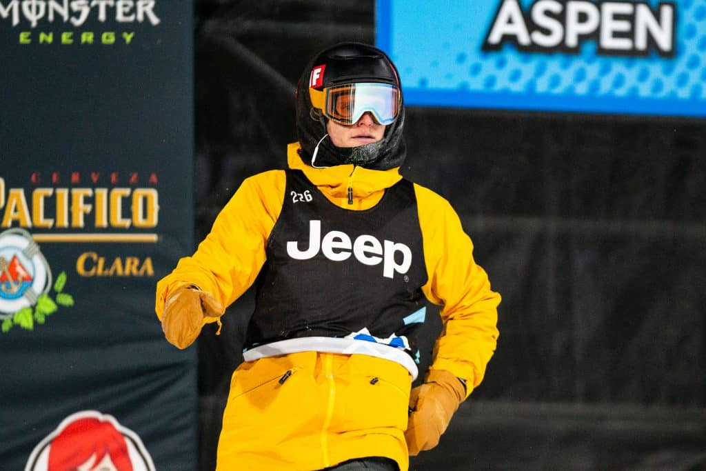 Taylor Gold takes home the gold medal in the snowboard superpipe session at X Games Aspen on Friday, Jan. 24, 2020, at Buttermilk Ski Area.