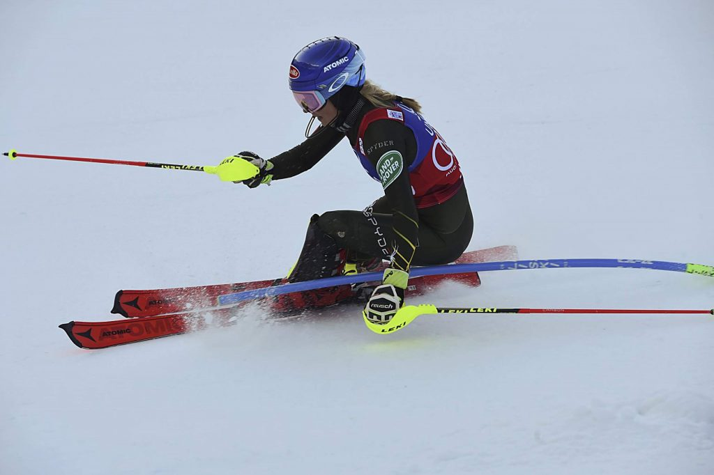 It's not like Mikaela Shiffrin went anywhere, but she might be back after a 17th-place finish in a giant slalom in Courchevel, France, last month.