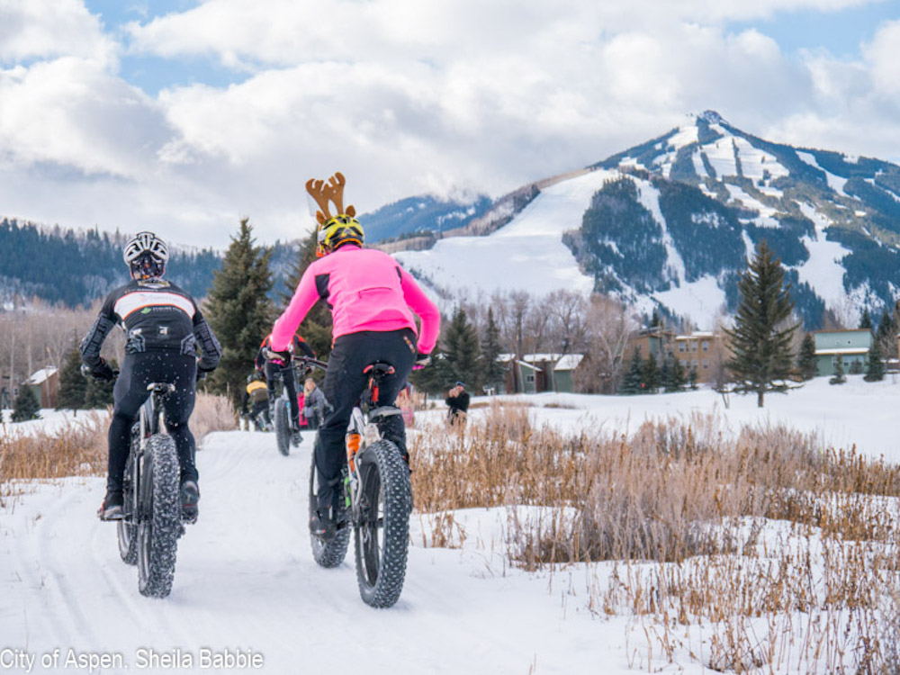 The Aspen Fat Bike Race returns Saturday to the Aspen Nordic Center trails.