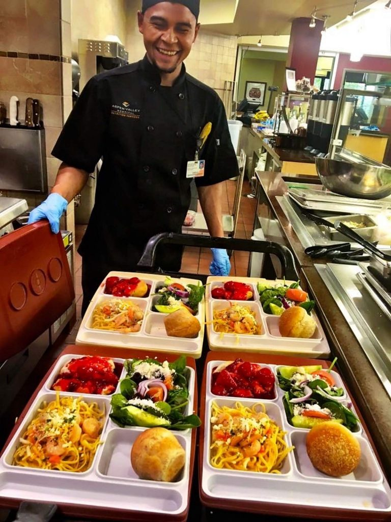A rainbow of fresh fare on an ever-rotating menu monthly keeps staff (and diners) smiling at Castle Creek Cafe.