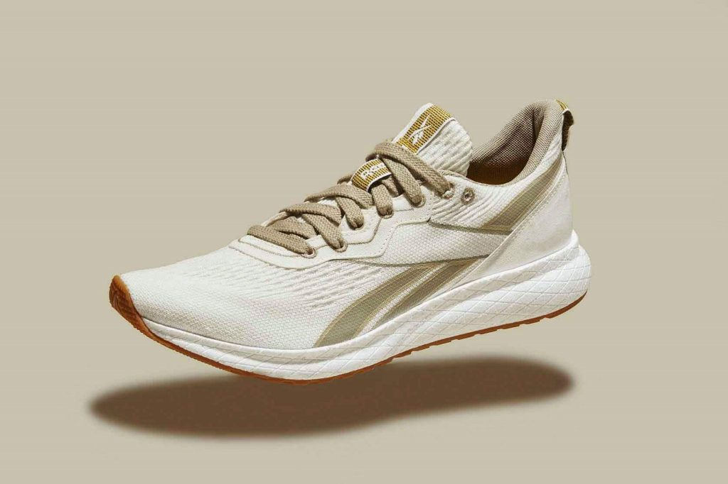 The new Reebok Eco-Shoe: Forever Floatride GROW.