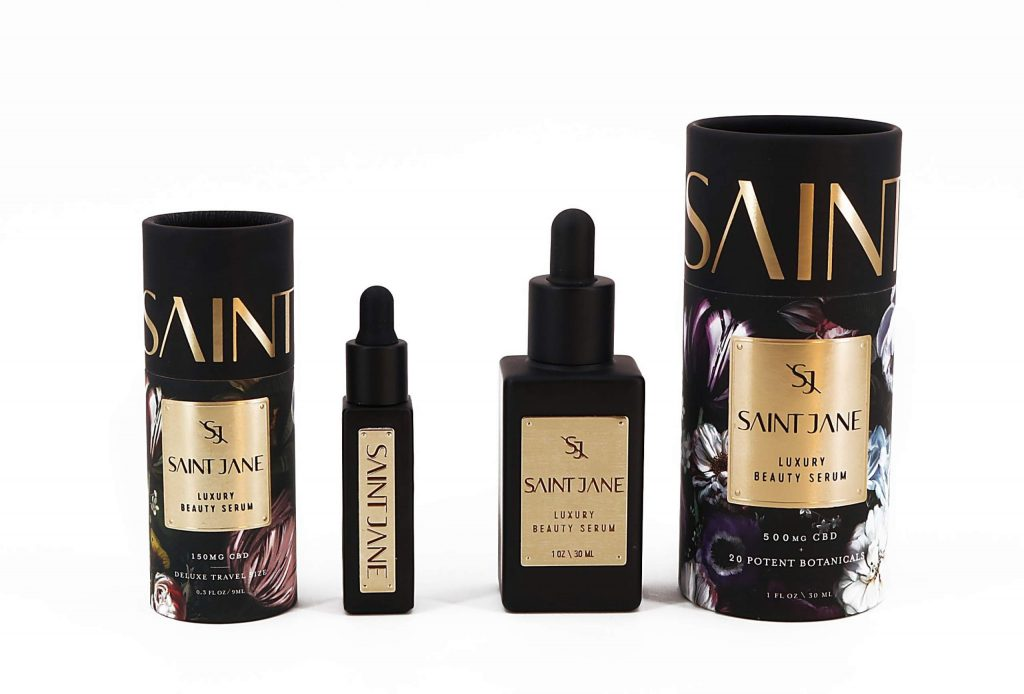 The travel size of Saint Jane Luxury Beauty Serum is exclusive to Sephora.