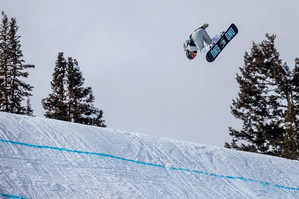 Jamie Anderson takes home the gold medal in the women's snowboard slopestyle final at X Games Aspen on Saturday, Jan. 25, 2020, at Buttermilk Ski Area.