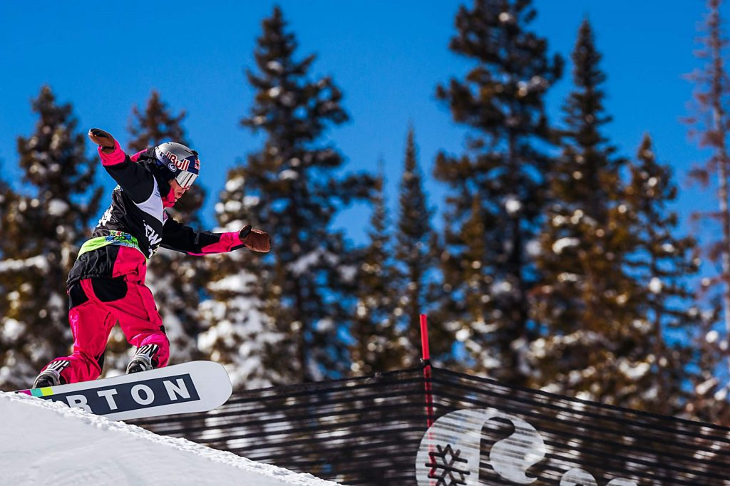 Brock Crouch takes the silver in men's snowboard slopestyle final with a score of 95.66 on Saturday, Feb. 8, day three of the Winter Dew Tour at Copper Mountain.