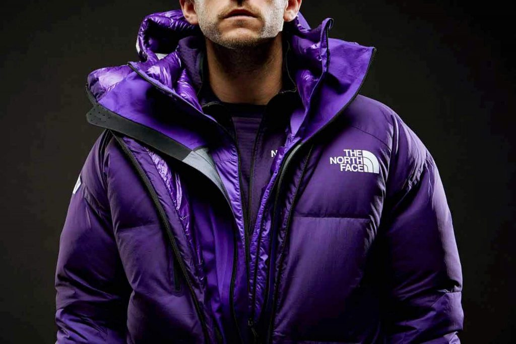 A jacket from The North Face Advanced Mountain Kit apparel line.