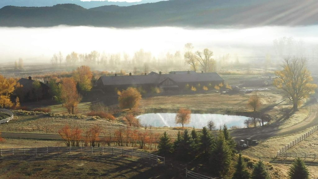Dalwhinnie Farms is located three hours from Aspen in Ridgway, where their cannabis is cultivated.