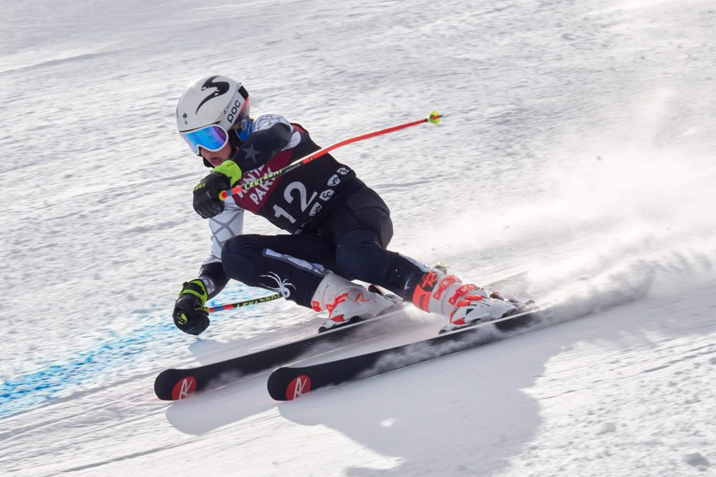 Aspen U16 skier Jake Morgan will compete in the Pokal Loka races in Slovenia from Feb. 14-16, 2020. (Photo courtesy of AVSC)