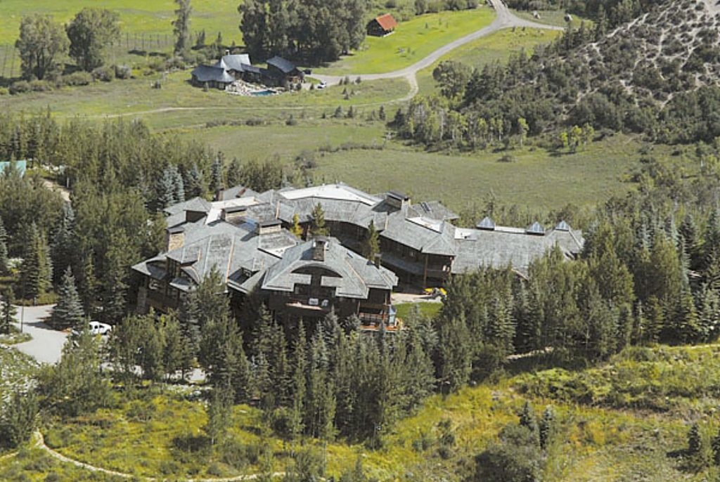 Aspen real estate: Billions sold and a billionaire's hold