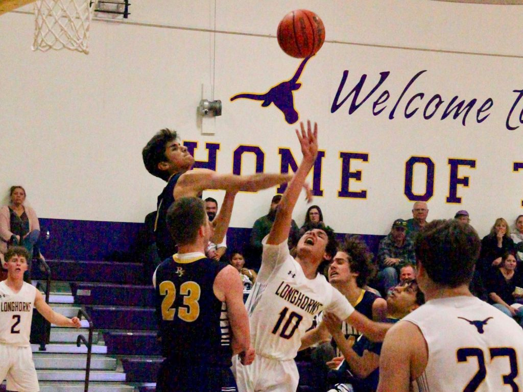 Basalt High School basketball hosts Roaring Fork on Wednesday, Feb. 12, 2020.