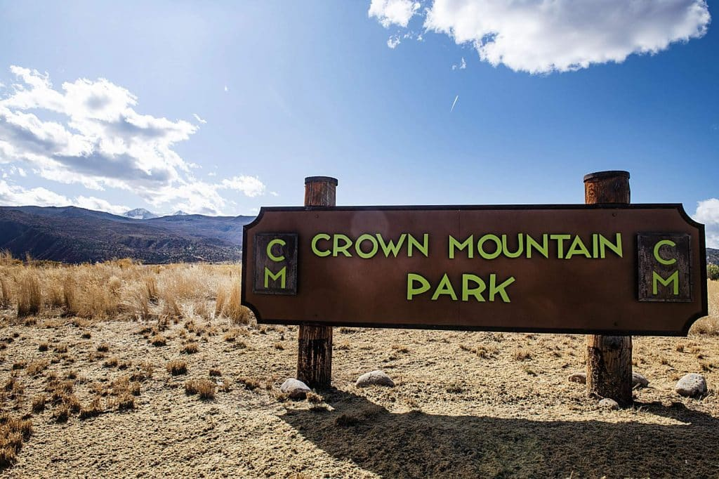 Crown Mountain Park and Recreation District secured a vital grant Thursday to help it build a 3.75-acre bike park in the midvalley.