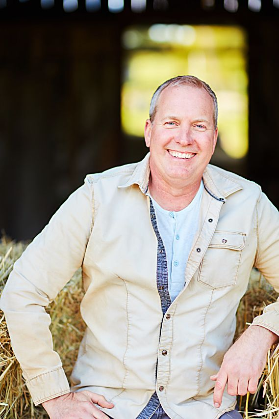 Sonoma Hills Farm vice president of cultivation and production Aaron Keefer.