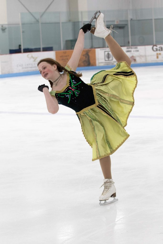 The Aspen Skating Club will host its annual spring show on Saturday, March 7, 2020.