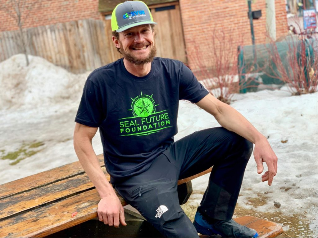 Aspen's Eric Sullivan, a noted endurance athlete, will attempt the difficult Nolan's 14 route beginning Friday, March 13, 2020. Should he complete the route, which includes 14 fourteeners in Colorado, it's believed he'd be the first to have done it on skis. He hopes to finish within 100 hours. (Photo by Austin Colbert/The Aspen Times)