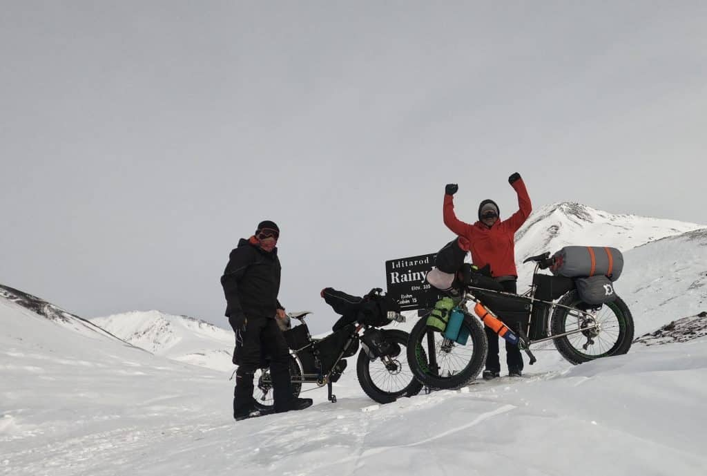 Steamboat Springs resident Graham Muir completed 700 miles of the 1,000-mile Iditarod Trail Invitational in Alaska on a fat bike before the race directors deemed the trail impassible.