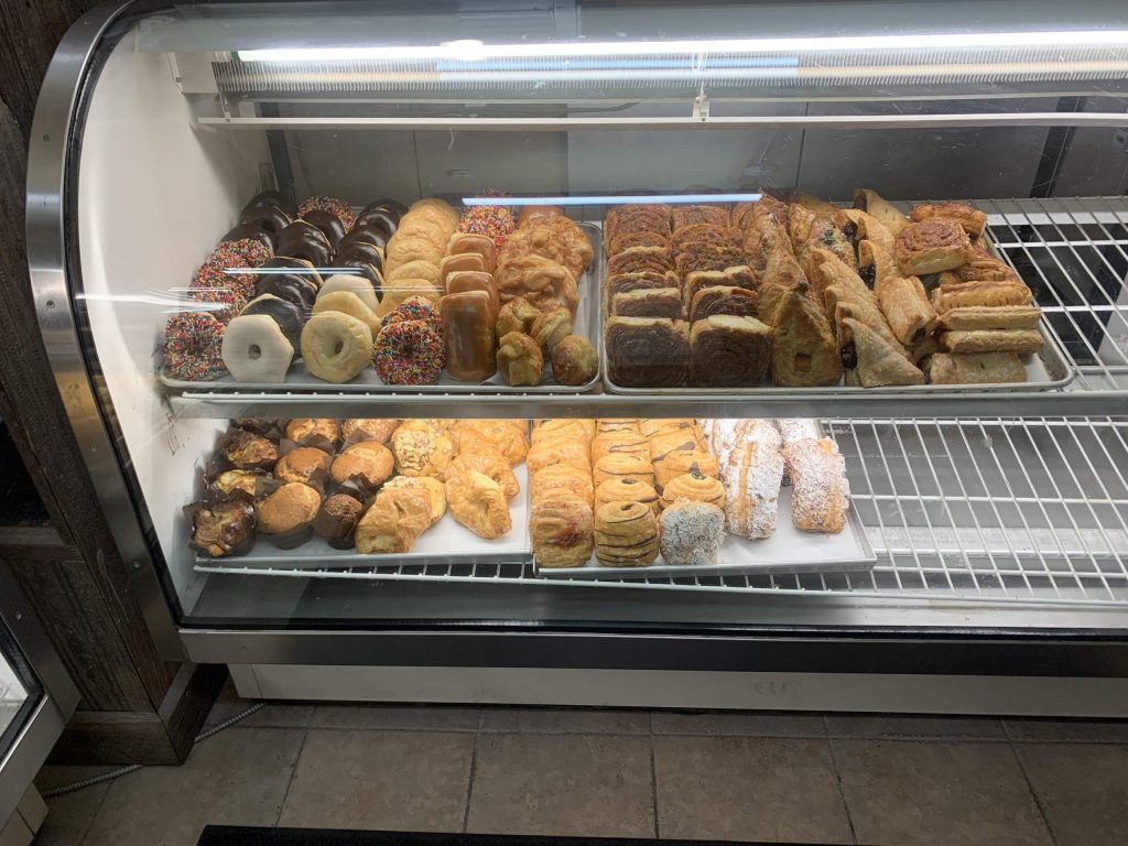 Louis Swiss Pastry in the Aspen Business Center is offering up plenty of good eats during the pandemic.