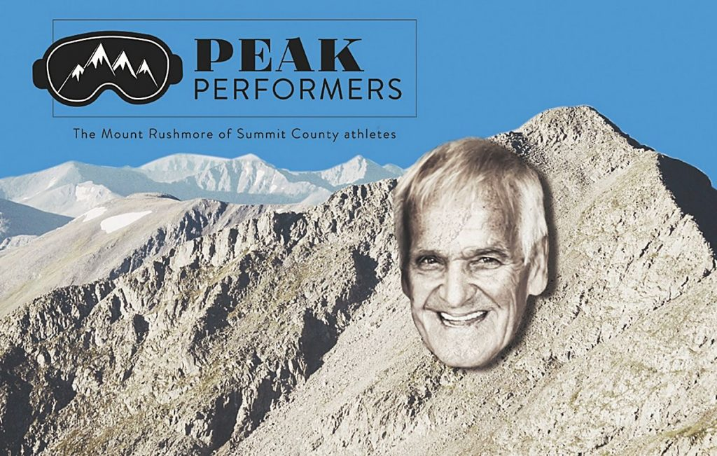 Trygve Berge was named one of the Summit Daily's Peak Performers