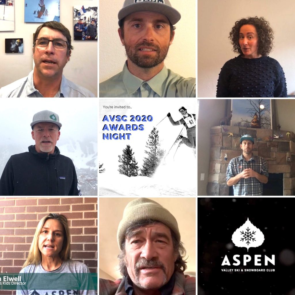 The Aspen Valley Ski and Snowboard Club went virtual for its annual awards banquet this season due to the novel coronavirus. Halfpipe skier Hanna Faulhaber was given the Andy Mill Award, the club's highest individual honor.