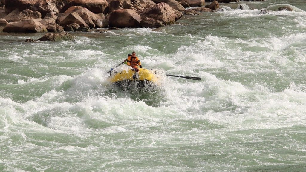 Steamboat Springs resident Patrick Keogh and his girlfriend Michelle Johnson recently returned from an 18-day rafting trip through the Grand Canyon. The world they returned to was not the same one they had left nearly three weeks earlier.