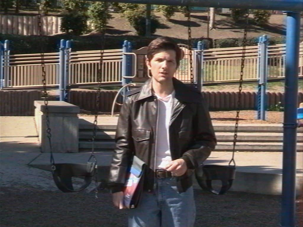 "Adam Scott stars in an ""Afterschool Special"" scene."