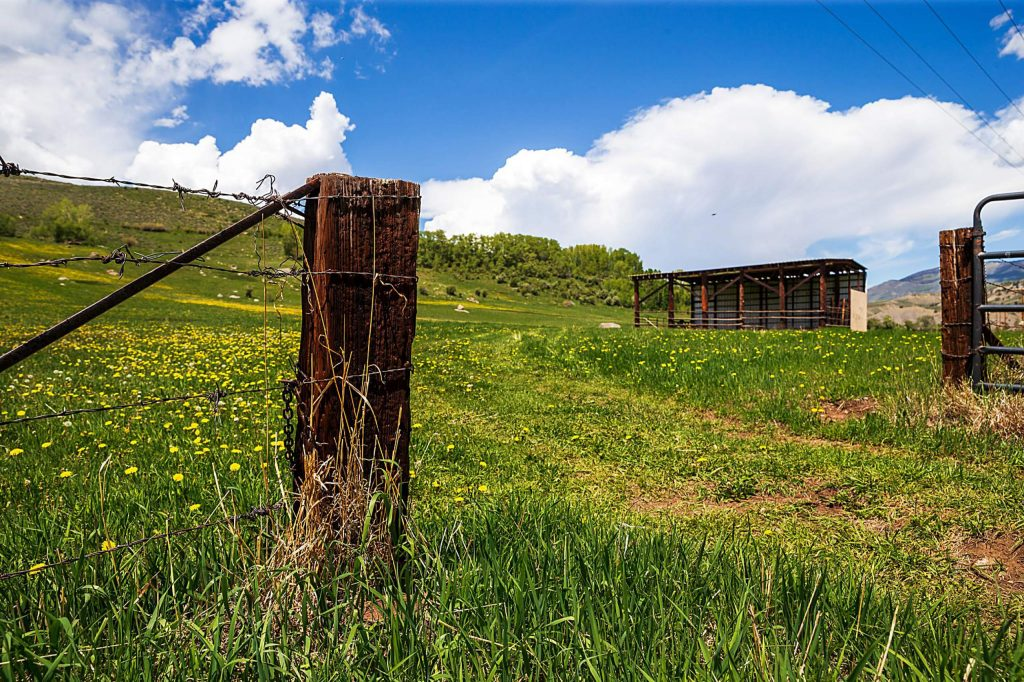 Established in 1961, Rocky Nob Ranch in Heeney, Colo. has been the home of George and Susy Culbreath, shown on May 30.