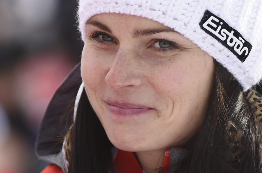 Austria's Anna Veith, who twice returned to the top from serious knee injuries but called it a career a year after blowing out her knee for the third time, announced her retirement Saturday.