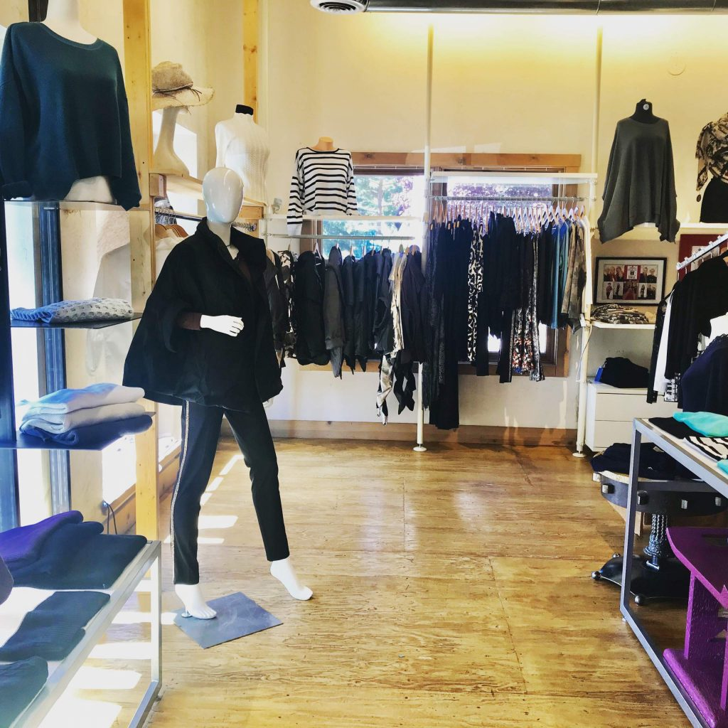 Faboo, a women's boutique in downtown Basalt owned by Monika Oginski Blanchard, is re-opening its doors after the shutdown due to COVID-19.