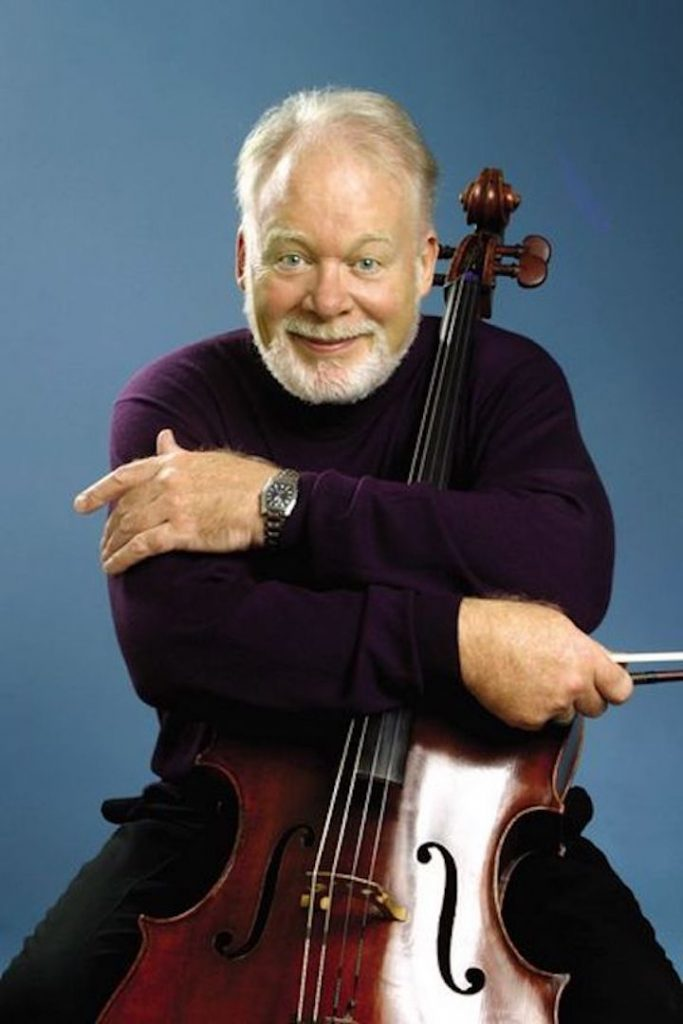 Lynn Harrell was a frequent Aspen visitor and one of the most celebrated cellists of his time. Harrell died on April 27 at age 76. (Photo by Christian Steiner)