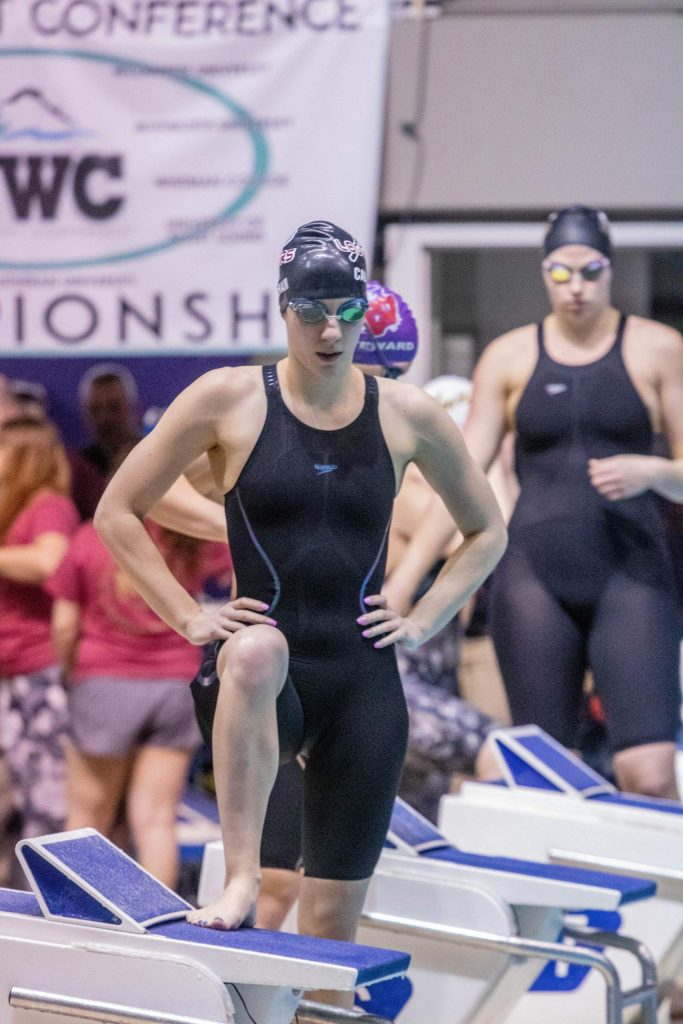 Kelli Callahan, a 2016 Aspen High School graduate, recently earned her first All-American honors swimming for NCAA Division III Puget Sound. The UPS senior was named the Northwest Conference Women's Swimmer of the Year three times.