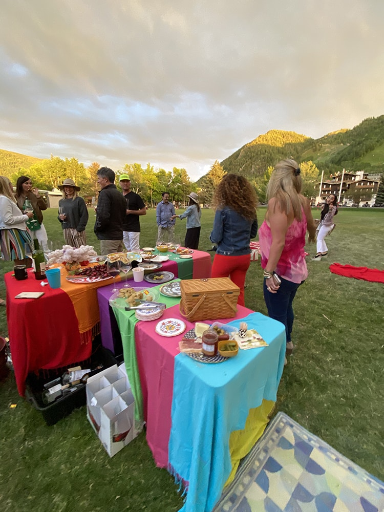 A Wines of Spain-inspired small gathering in Wagner Park replete with wine, tapas and Flamenco dancing.