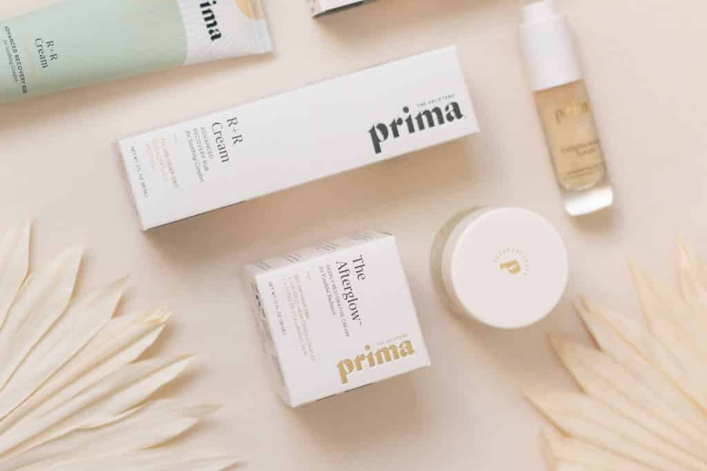 The Prima portfolio includes 11 products with CBD-forward formulas developed by doctors that are clinically tested.