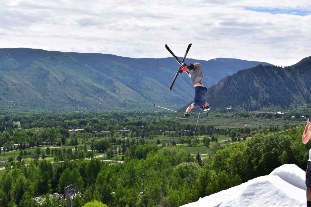AVSC athletes took to the Buttermilk Glacier Camp earlier this month, a key piece of the club's summer programming.