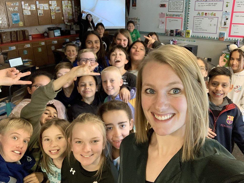 Students in Amanda Martinez's 6th Grade language arts class at Carbondale Middle School all recorded oral histories for Quarantine Stories.