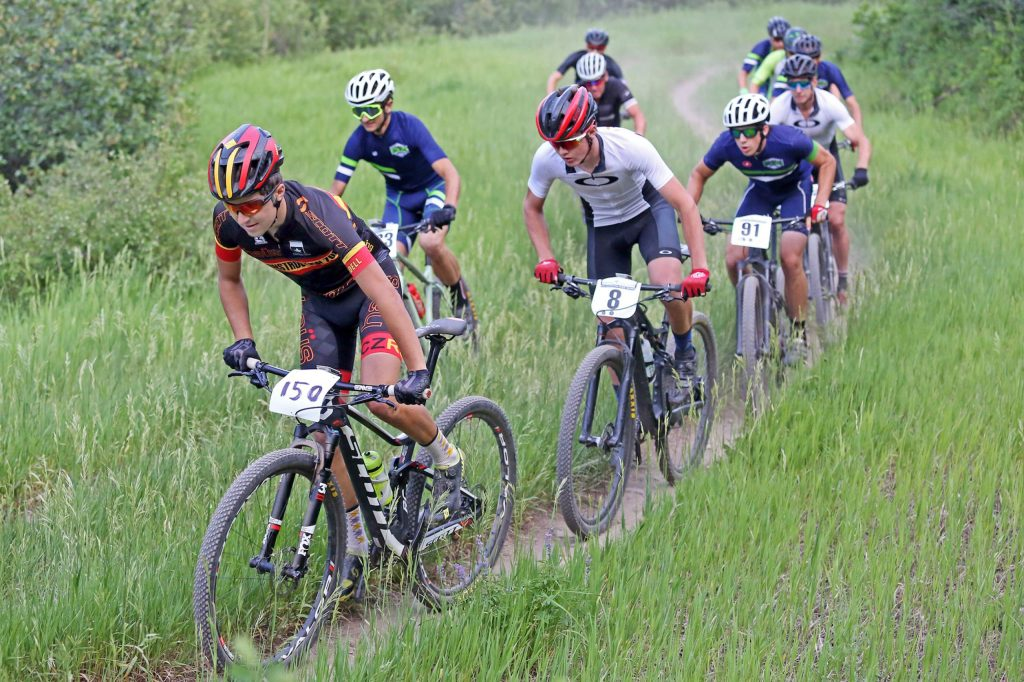 Racers take part in a past Aspen Cycling Club race. The club announced Tuesday it would return for the 2020 season with a series of 12 time trials beginning July 1.